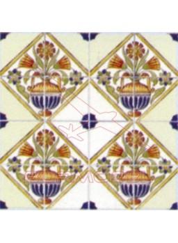 Sweet azulejos