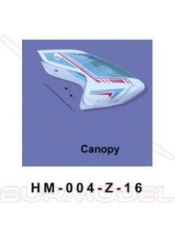 Cabina helicoptero 62604 62804 62904