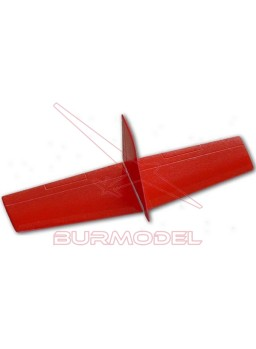 Timón Falcon Classic rojo