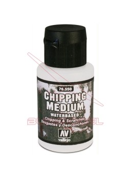 Medium desgaste chipping 35 ml