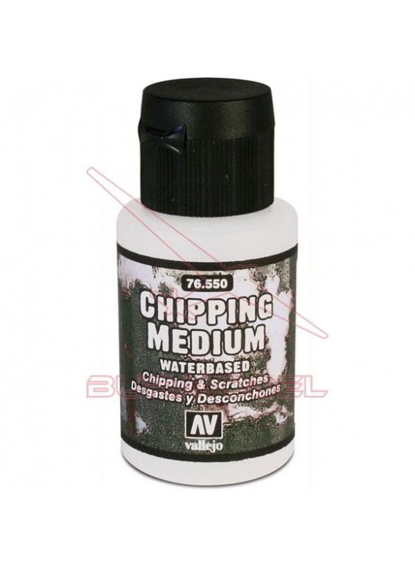 Medium desgaste chipping 35 ml
