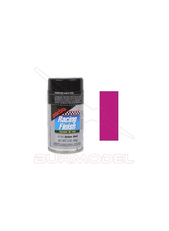 Spray Pactra RC267 Burgundy metálico