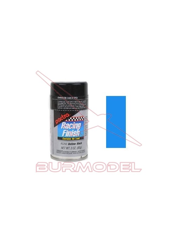 Spray Pactra RC282 Azul fluorescente
