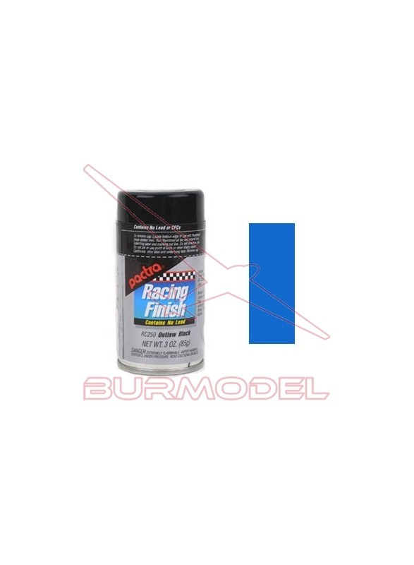 Spray Pactra RC286 Azul brillante