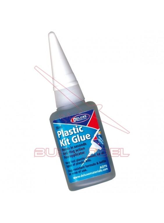 Pegamento para plástico 20 ml