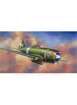Maqueta avión Ariete Re. 2002 1:48