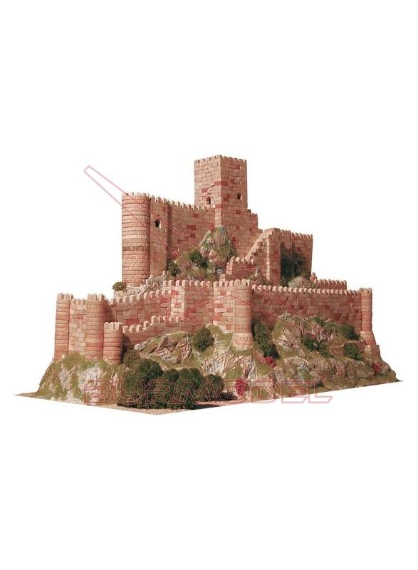 Castillo de Almansa, España. S-XII 1/350