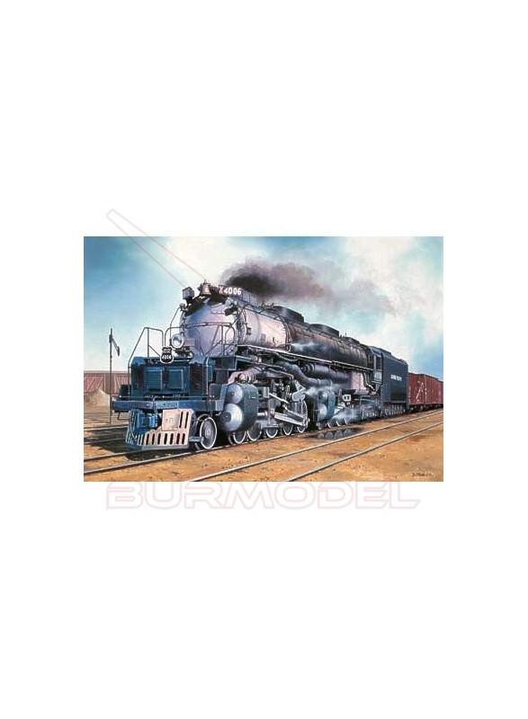 Locomotora 1/87 Big Boy.
