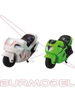 Motos en miniatura