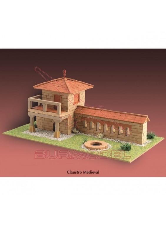 Kit de construcción Claustro medieval