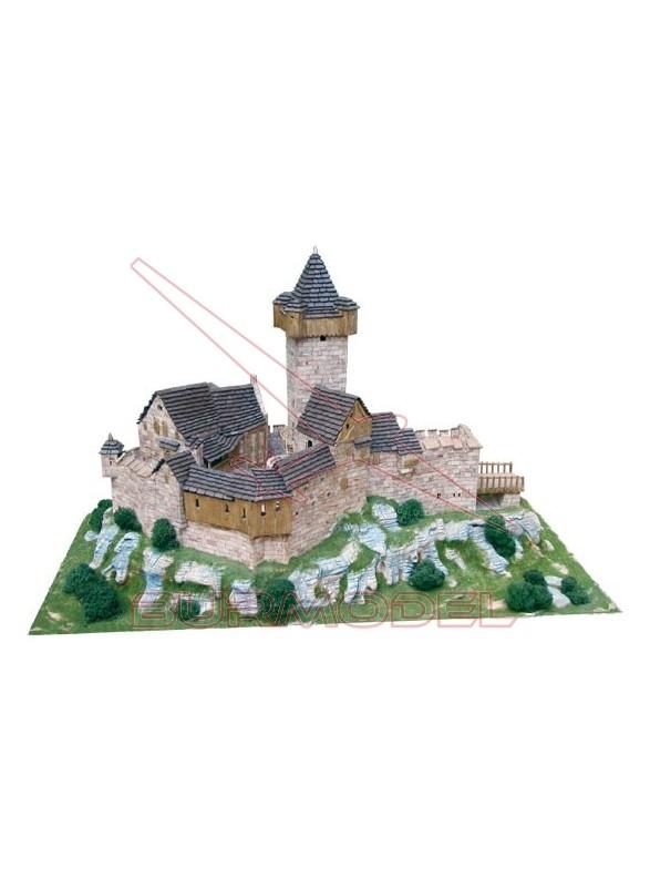 Castillo Burg Falkenstein, Obervellach.S.XI