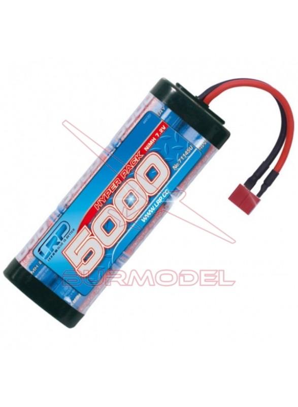 Batería 7,2v 5000 Mah Nimh Hyper pack