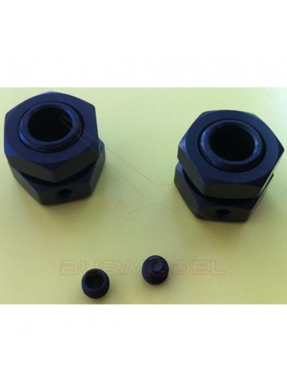 Hexagonos ruedas 17mm
