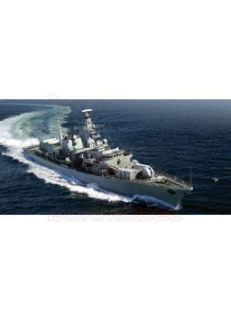 Maqueta HMS Type 23 Frigate-WestminsterF237 1/350