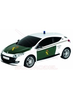 Renault Megane RS Guardia Civil 1/14 RC
