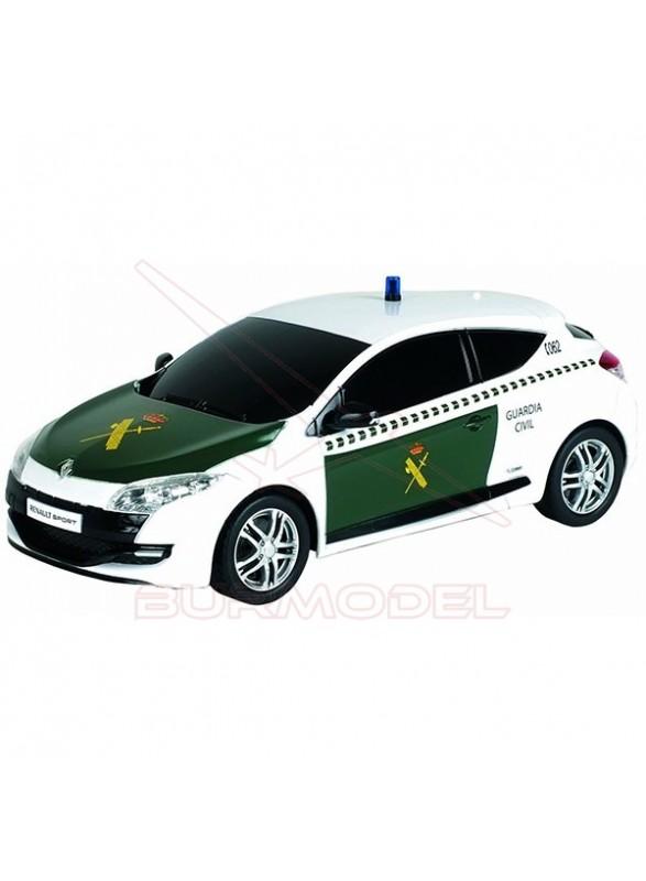 Renault Megane RS Guardia Civil 1/14 RC