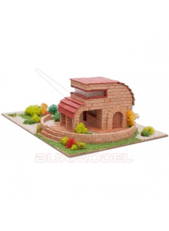 Kit de construcción en cerámica. Villa Julietta