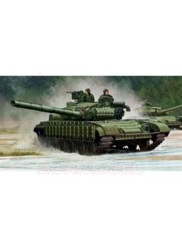 Maqueta tanque Soviet T-64BV Mod 1985. 1/35