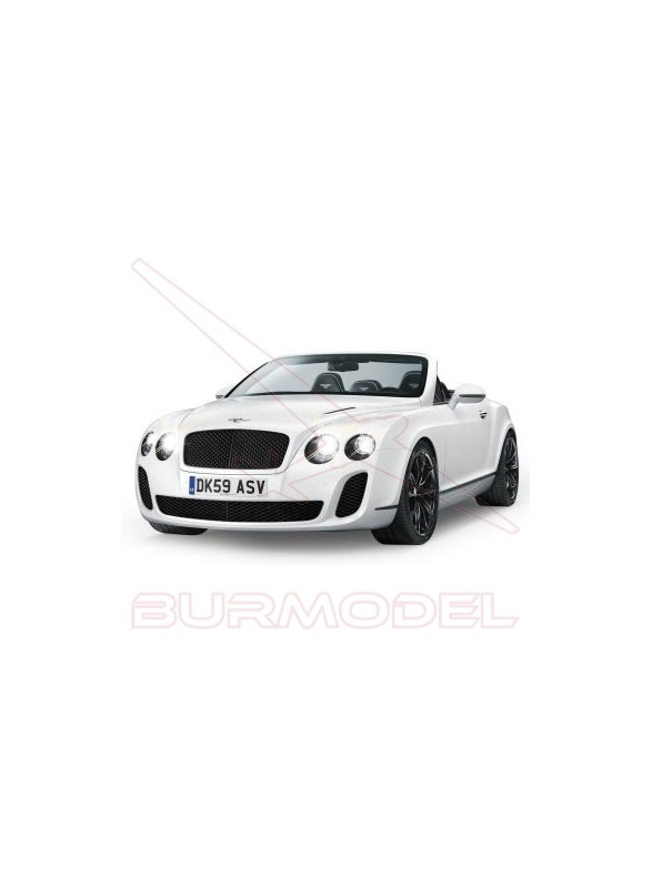 Coche rc Bentley Continental GT Speed Convertible