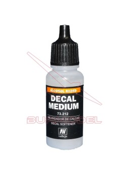 Vallejo Decal Medium 212-17ML