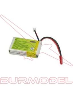 Batería lipo 7,4v 800MAh para dron Observer.