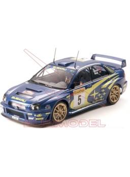Maqueta coche Subaru Impreza WRC´01
