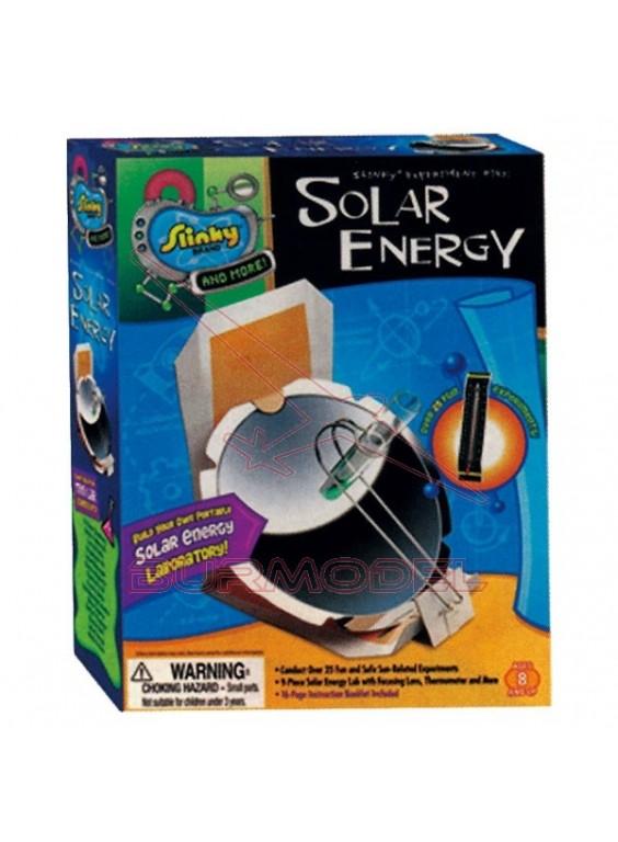 Energía Solar. Kit educativo