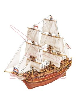 Barco para montar H.M.S Bounty 1/50