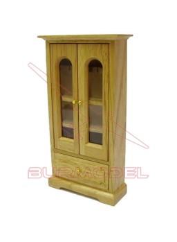 Armario dos puertas para casitas