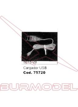 Cargador USB 75008