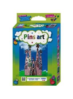 Sagrada familia para montar Pins Arts