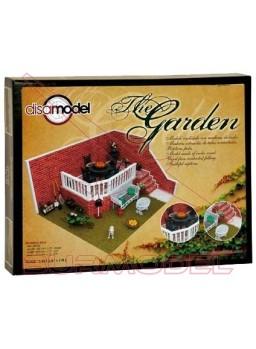 Construcción jardín en madera (The garden)