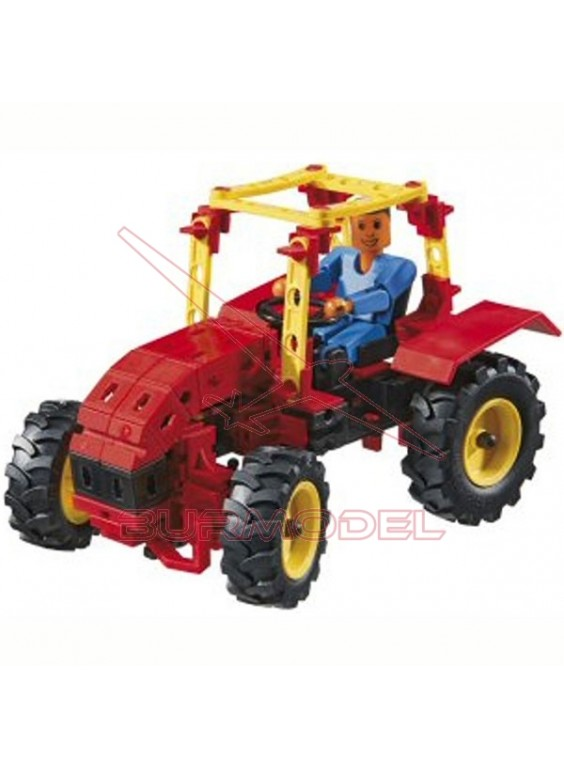 Tractores FischerTechnik Basic