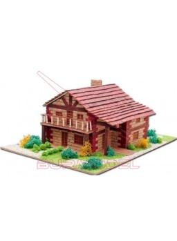 Kit de construcción Casa montañesa Keranova