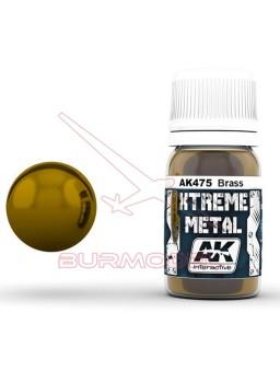 Latón Xtreme Metal. Esmalte para aerógrafo.