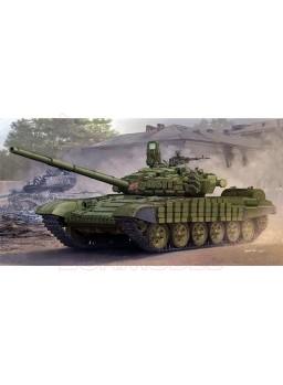 Maqueta tanque Russian T-72B/B1 MBT escala 1:35