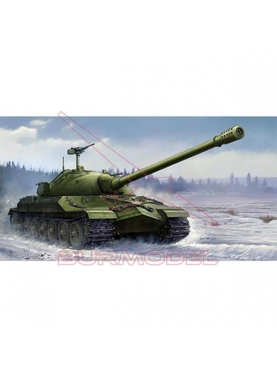 Maqueta tanque Soviet JS-7 Heavy Tank 1:35