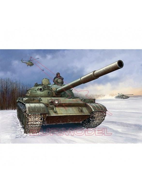 Maqueta tanque Russian T-62 Mod.1960 1:35