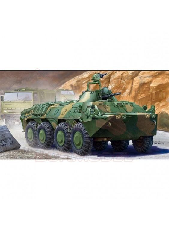 Maqueta Russian BTR-70 APC in Afghanistan 1/35
