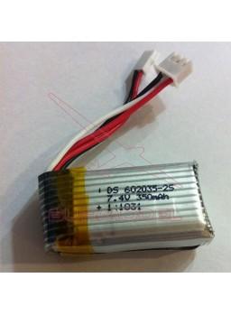 Batería 7,4v 350 mAh 78001