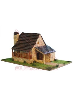 Kit de construcción Refugio 1:50