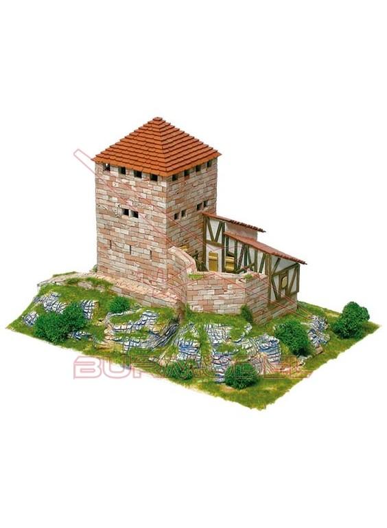 Kit de construcción Burg Grenchen
