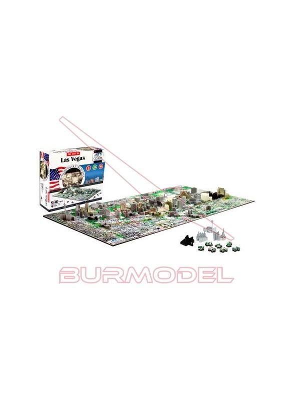 Puzzle 4D Las Vegas (930 piezas)