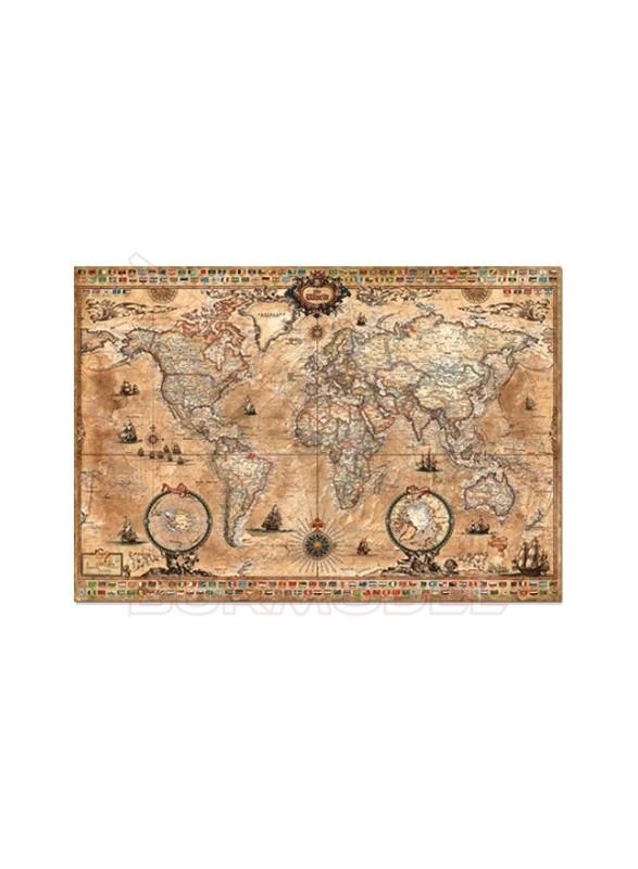 Puzzle 1000 piezas Mapamundi