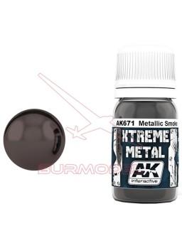 Xtreme Metal humo metálico