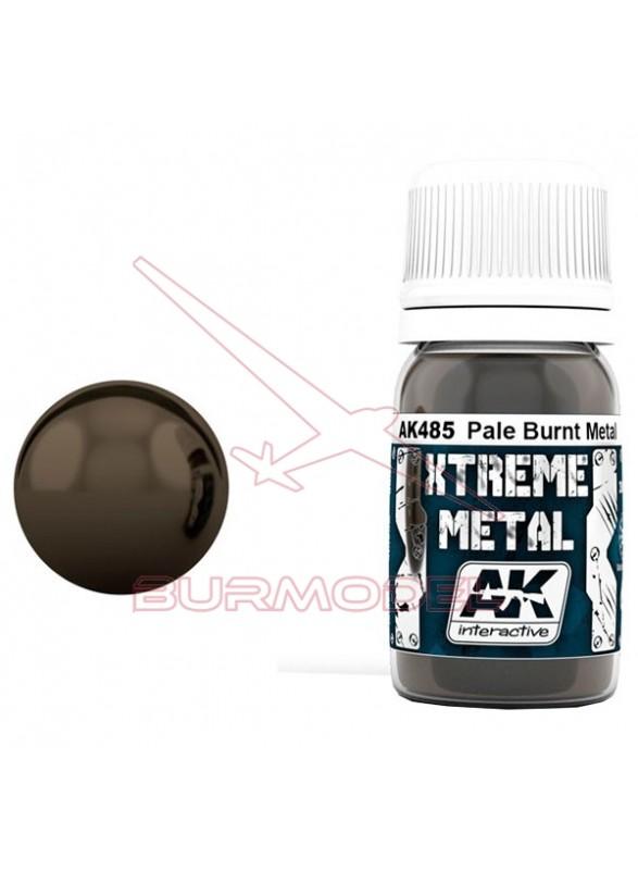 Xtreme Metal metal pálido quemado