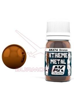 Xtreme Metal bronce