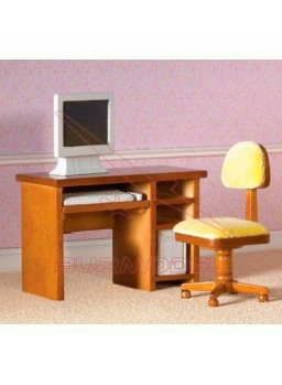 Mesa ordenador para dollhouse