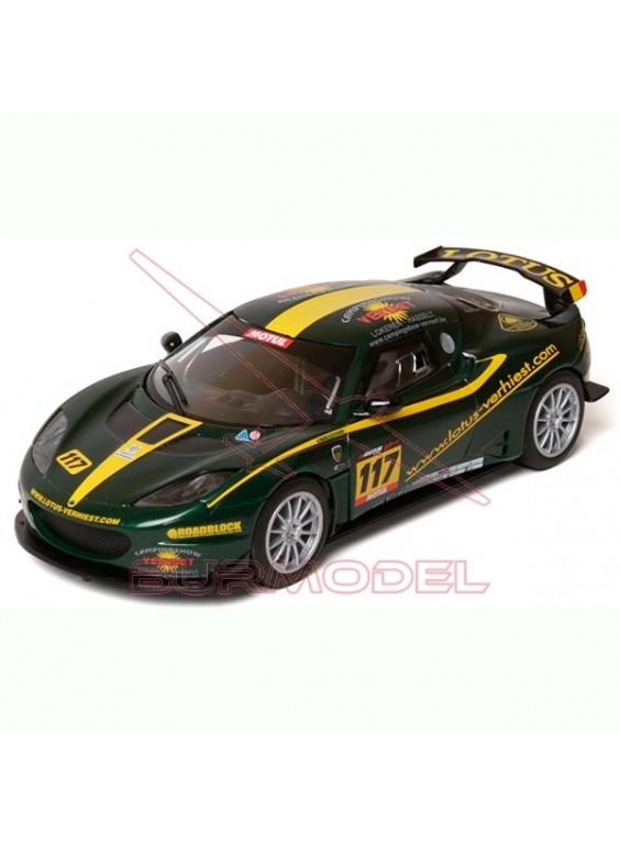 """Lotus Evora GT4 """"N¼ 117"""""""