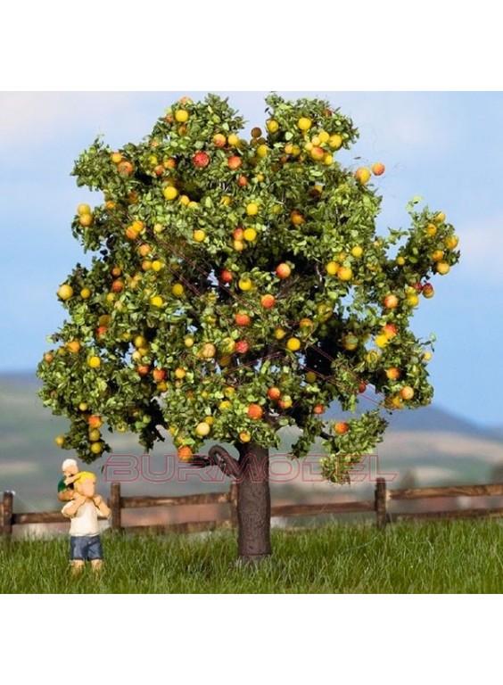 Manzano con frutas